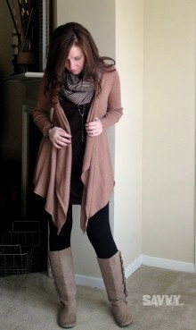 brown-sweater-leggings-scarf