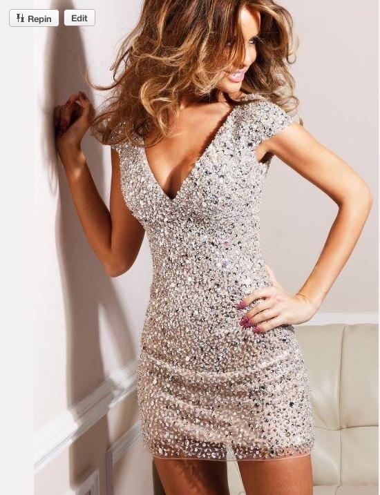 Dress: Sherrihill.com