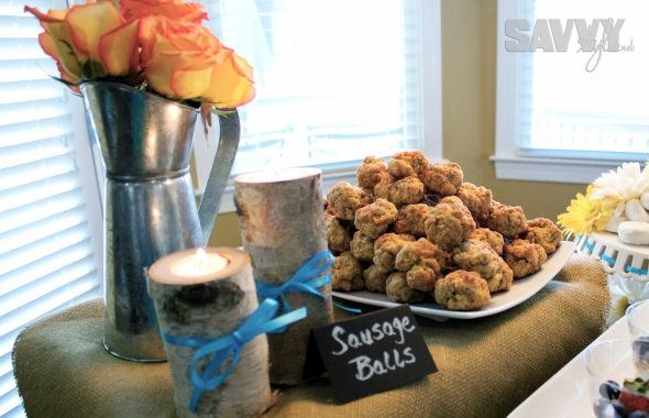 bridal-shower-sausage-balls