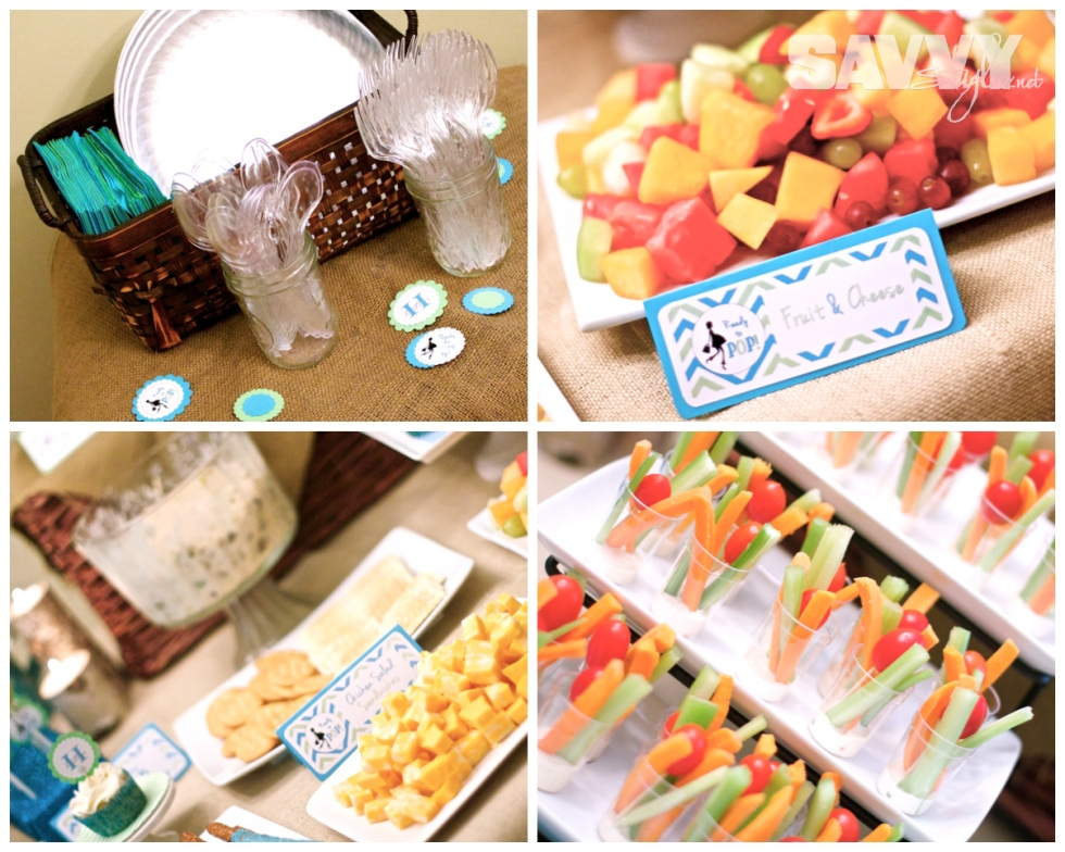 baby-shower-food-display