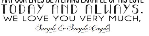 Correct font